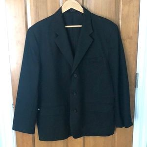 Claiborne Men's Black Blazer